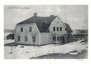 Tingshuset - Tibble Gård i Kungsängen
